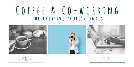 Creative Community Open Coffee & Co-Working tickets