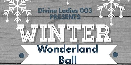 Winter Wonderland Ball tickets