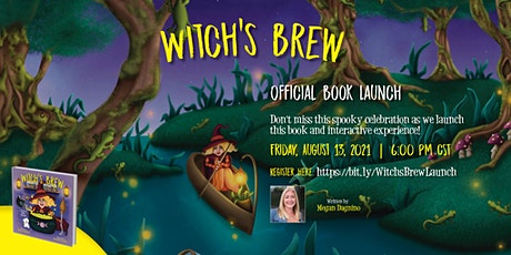 Witch's Brew Official Book Launch tickets