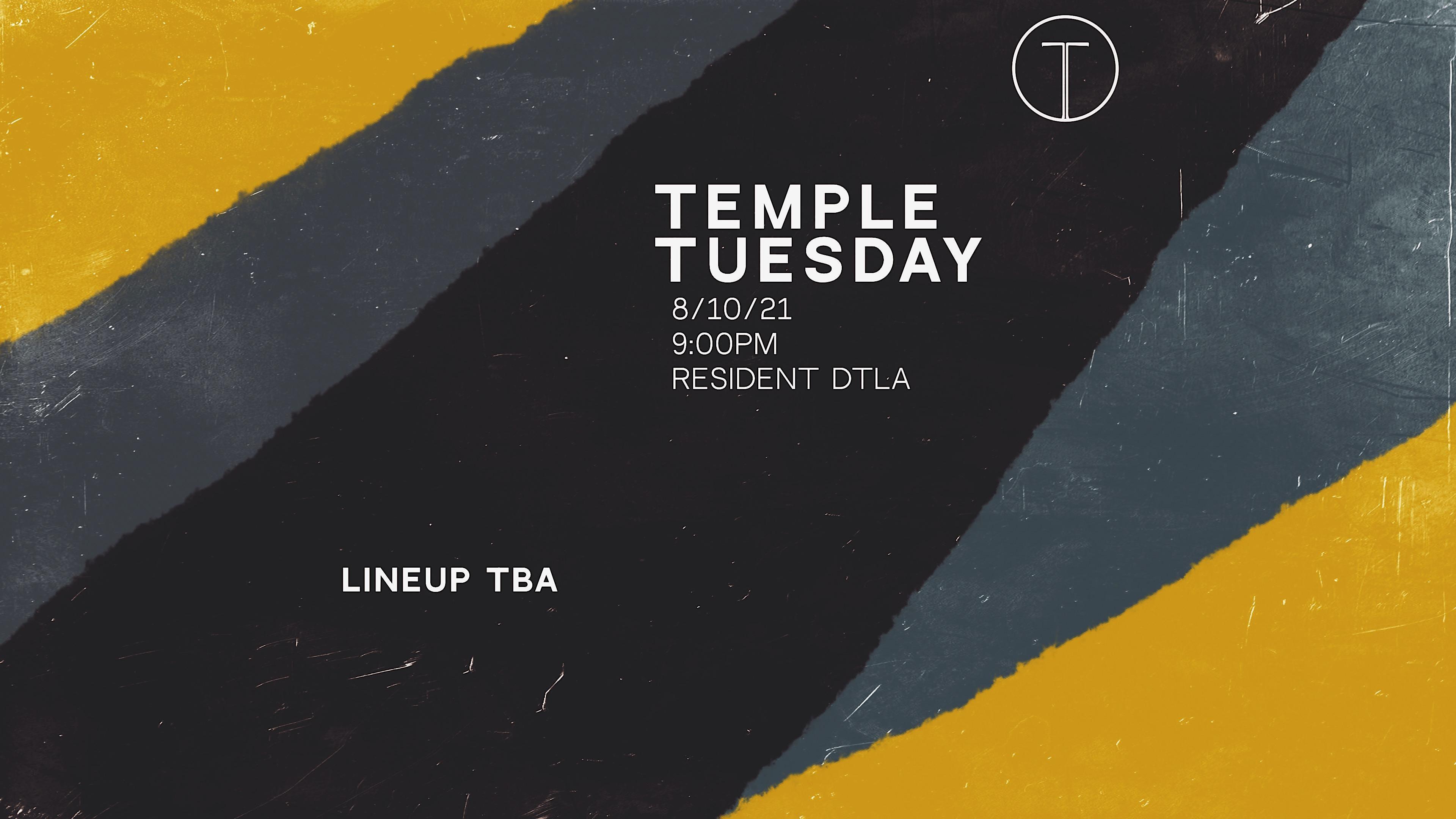 Temple Tuesdays