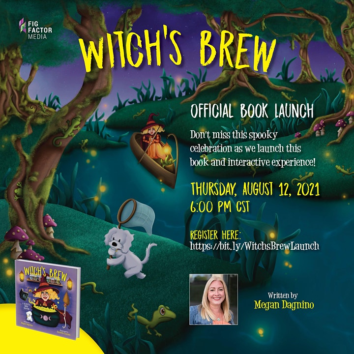 Witch's Brew Official Book Launch image