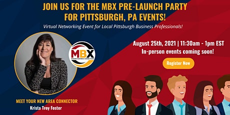 Pre-Launch Party for Pittsburgh, PA Networking Events! tickets