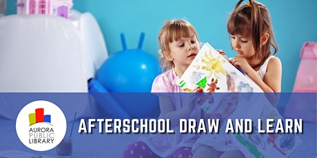 Afterschool Draw and Learn tickets