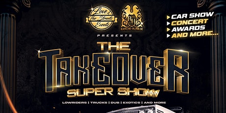 The TakeOver Super Show tickets