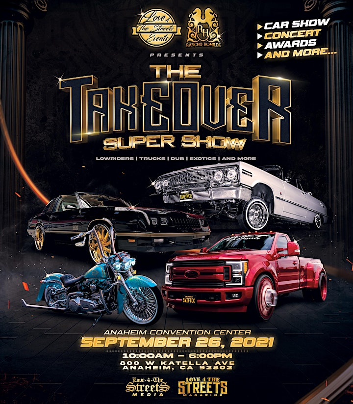 The TakeOver Super Show image