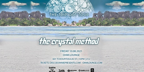 THE CRYSTAL METHOD - Live at Ohm Lounge New Orleans tickets
