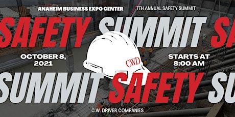 C.W. Driver 7th Annual Safety Summit tickets