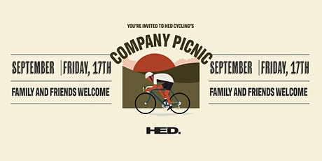 HED Cycling Company Picnic tickets