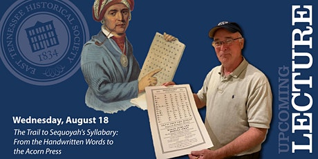 Virtual Sequoyah's Cherokee Syllabary Lecture tickets