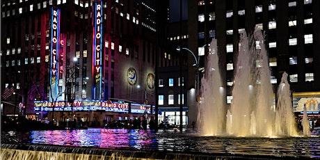 Still Traveling: Rockefeller's Famous Theater tickets
