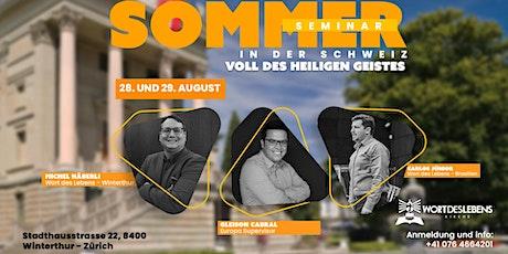 Sommer Seminar 2021 Tickets
