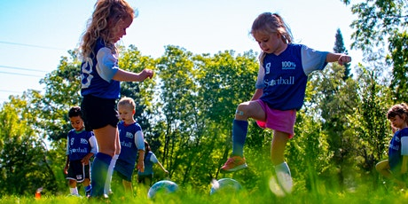 Free Outdoor Sportball Soccer Class: Children ages 5-7yrs @3:30PM EST tickets