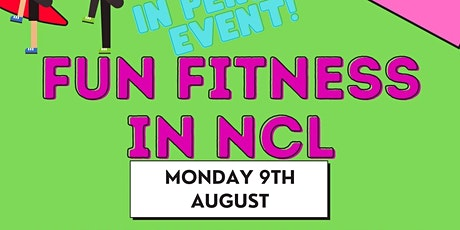 Fun Fitness in NCL - Session 3 Gymnastics for 4-7 tickets