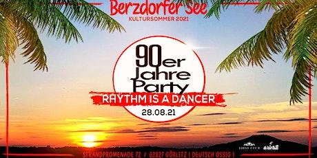 Rhythm Is A Dancer - Die 90er Jahre Party Tickets