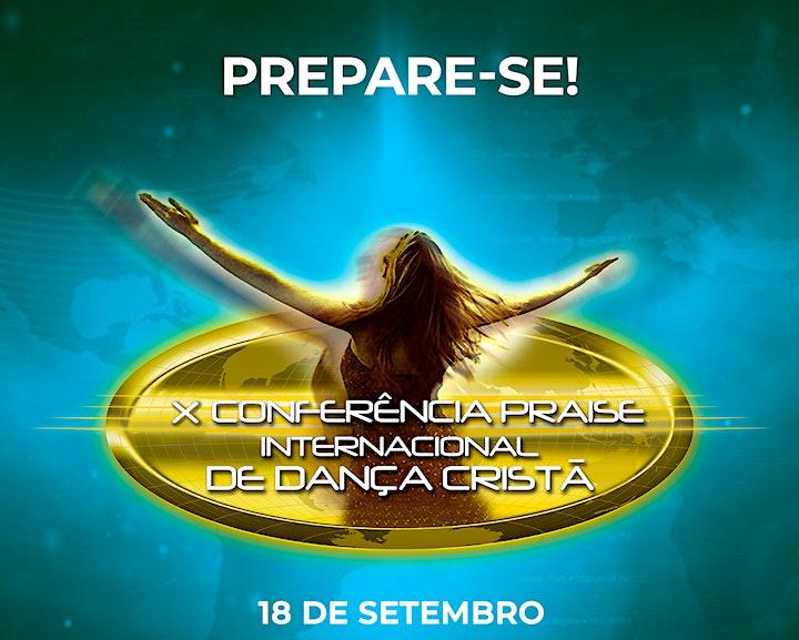 Imagem do evento X Conferência Praise Internacional de Dança Cristã