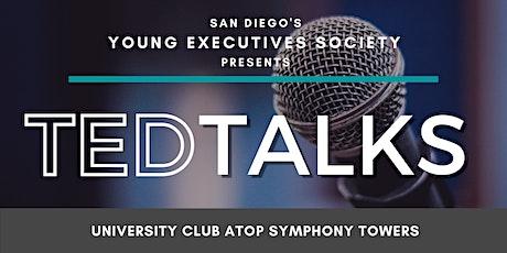TED Talks tickets