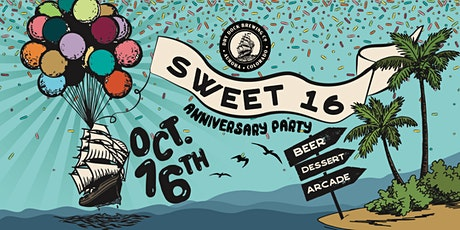 Dry Dock's Sweet 16 tickets