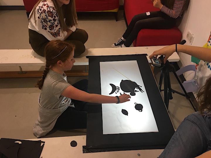 Animation Studio (Ages 8-12) - Afternoon Workshop image