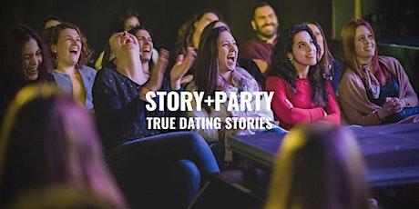 Story Party Malmö | True Dating Stories biljetter