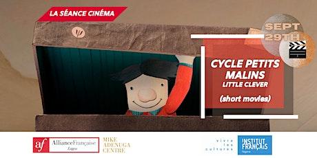 LA SÉANCE CINÉMA #KIDS: 'Petits malins' a series of short silent films billets