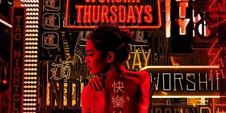 Worship Thursdays: Four Color Zack at Tao Free Guestlist - 8/05/2021 tickets