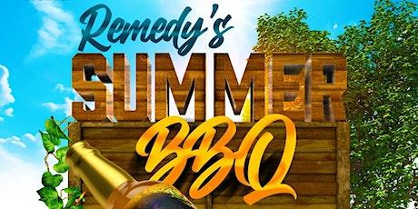 Remedy's Summer BBQ tickets