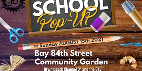 Back to School Pop-Up Event tickets