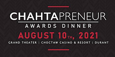2021 Chahtapreneur Awards Dinner tickets