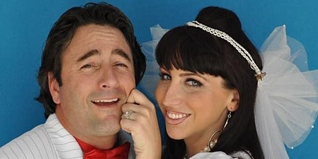 Joey & Maria's Comedy Wedding. The Nations #1 Interactive Dinner Show tickets