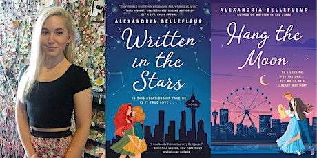 Alexandria Bellefleur Virtual Event   Written in the Stars tickets
