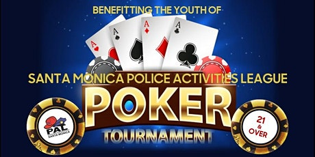 PAL Poker Tournament tickets