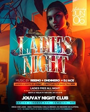 """""""Ladies Night Out""""  (ladies free all night) tickets"""