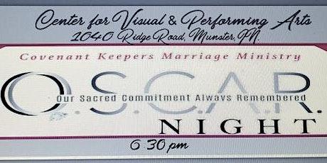 O.S.C.A.R. Night - 2021 Marriage Gala tickets
