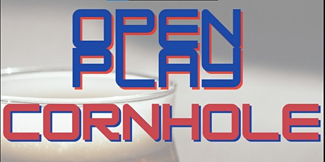 Open Play Cornhole - Beer - Music @the FORUM tickets