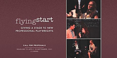 Flying Start Info Session biglietti