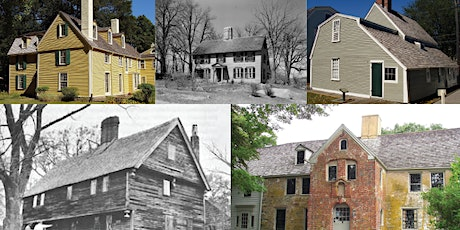 Stewards of the 17th Century: Historic House Preservation tickets