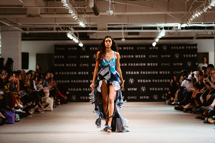 VEGAN FASHION WEEK - Fashion Shows, Pop-Up Market on October 8-9, 2021 image
