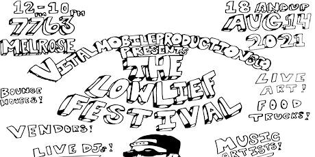 LowLieF Festival tickets