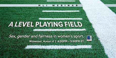 A level playing field: Sex, gender and fairness in women's sport tickets