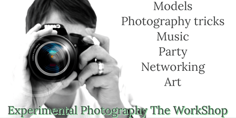 experimental photography the workshop tickets