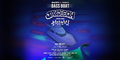 *SOLD OUT* BASS BOAT Presents Jayceeoh  & ETC!ETC! Boat Party NYC tickets