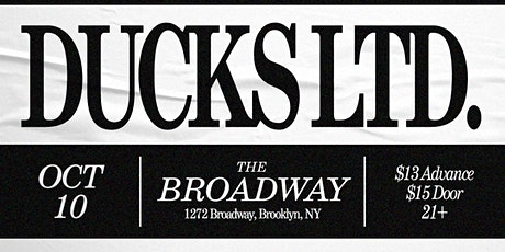 Ducks Ltd. + Emily Reo tickets