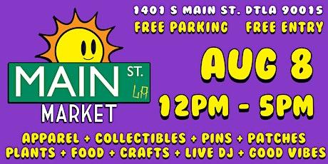 Main Street Market LA vol. 5 tickets