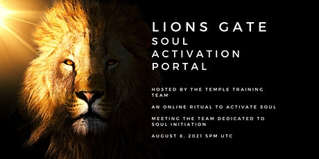 LIONSGATE ACTIVATION  - Illuminate the truth of your Soul tickets