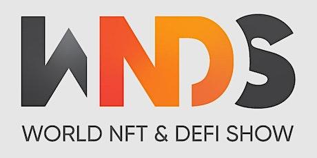 WNDS World NFT & DeFi Summit tickets