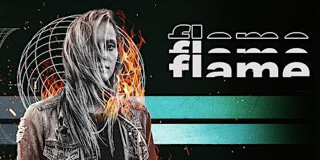 CULTO FLAME (21/08) 18h00 ingressos