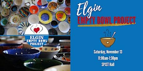 2021 Elgin Empty Bowl Project tickets