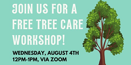 Free Tree Care Workshop tickets