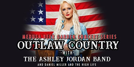Beer Garden Concert Series: Outlaw Country Night w/ The Ashley Jordan Band tickets