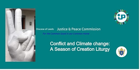 Conflict and Climate Change tickets